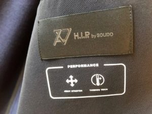 MEN'S CLUB別注 H.I.P. by SOLIDOのセットアップ完了!