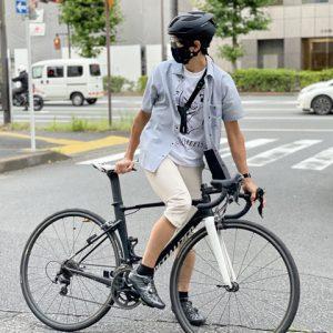 TOKYO WHEELS CYCLING CLUBスタイル