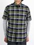 半袖ボタンダウンシャツを集めてみました: Bassett Walker S/S Check BD Shirt