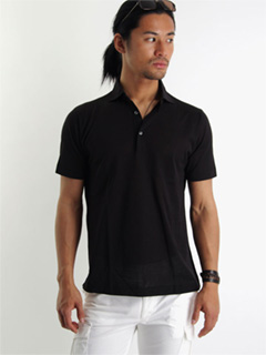 Polo Shirt 80.86Y Black