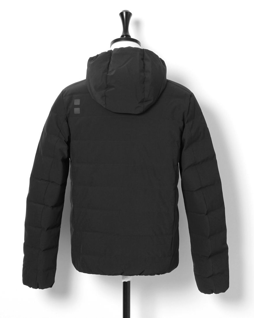 UBRダウンジャケット【REGULATOR Down Hooded Jacket】01l