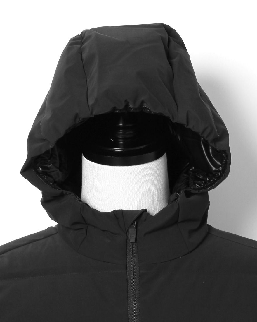 UBRダウンジャケット【REGULATOR Down Hooded Jacket】03l