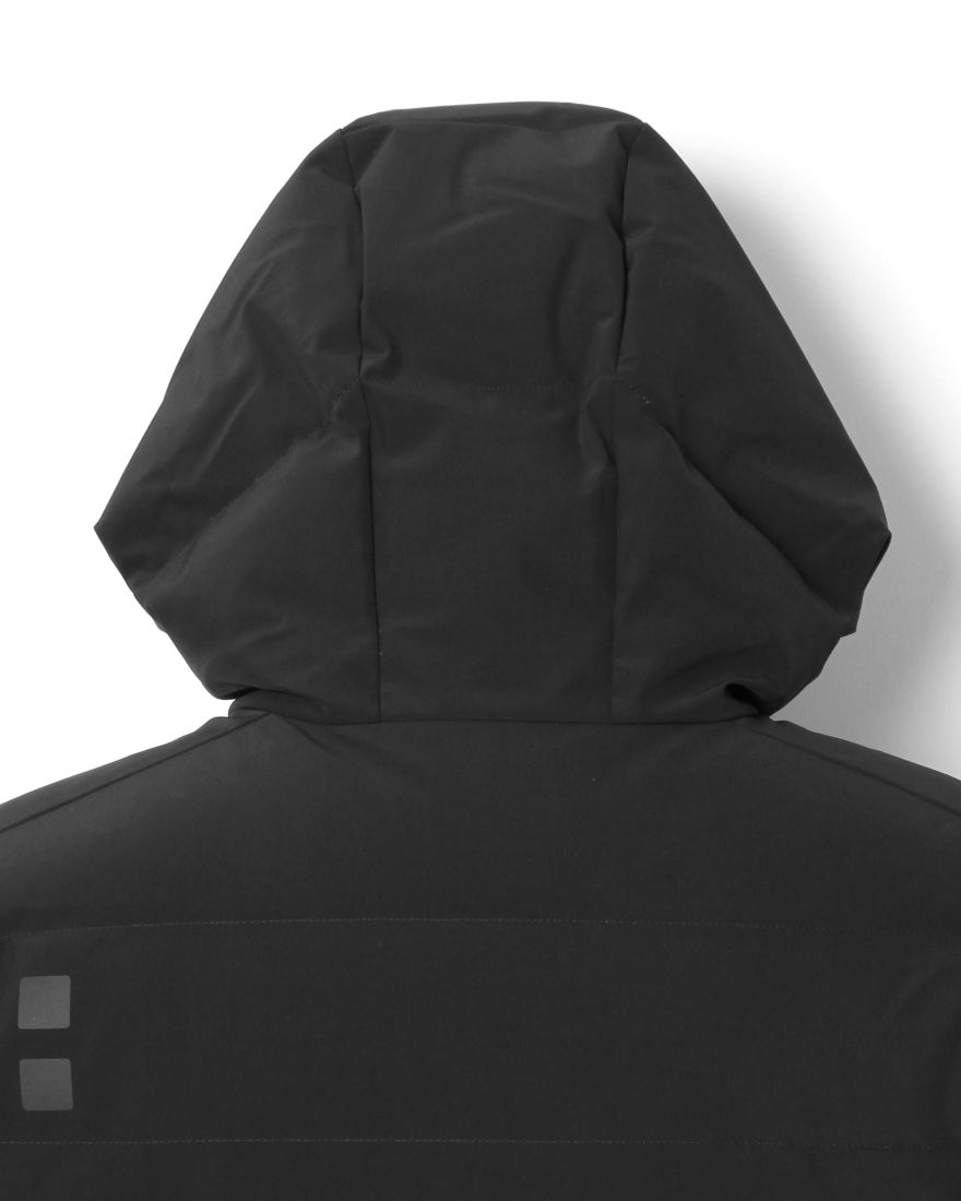 UBRダウンジャケット【REGULATOR Down Hooded Jacket】04l
