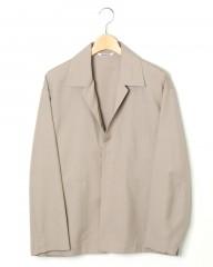 AURALEE(オーラリー)トロピカルウール×シルクサシャツジャケット