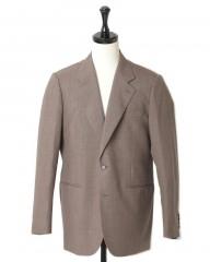 AURALEE(オーラリー)ブルーフェイスウール・シングル2Bジャケット