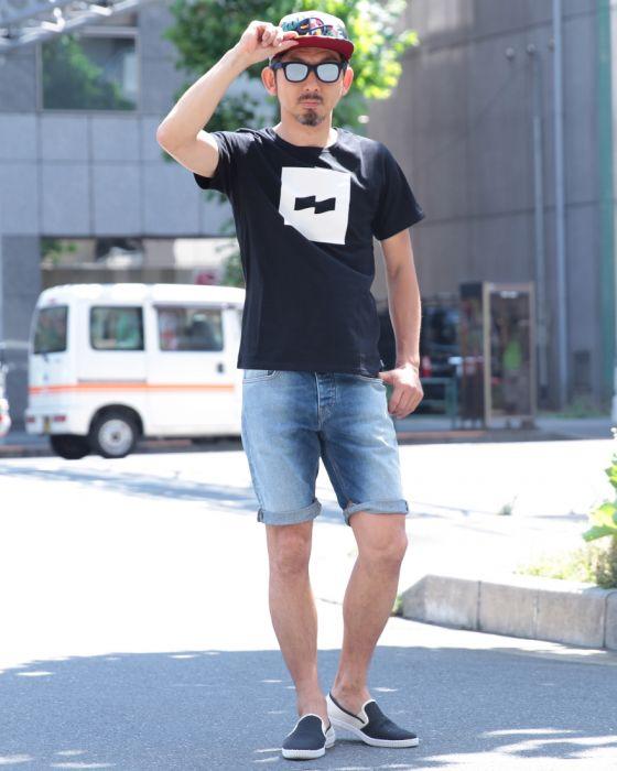BANKS(バンクス) Teeシャツ【FLAG TEE SHIRT】