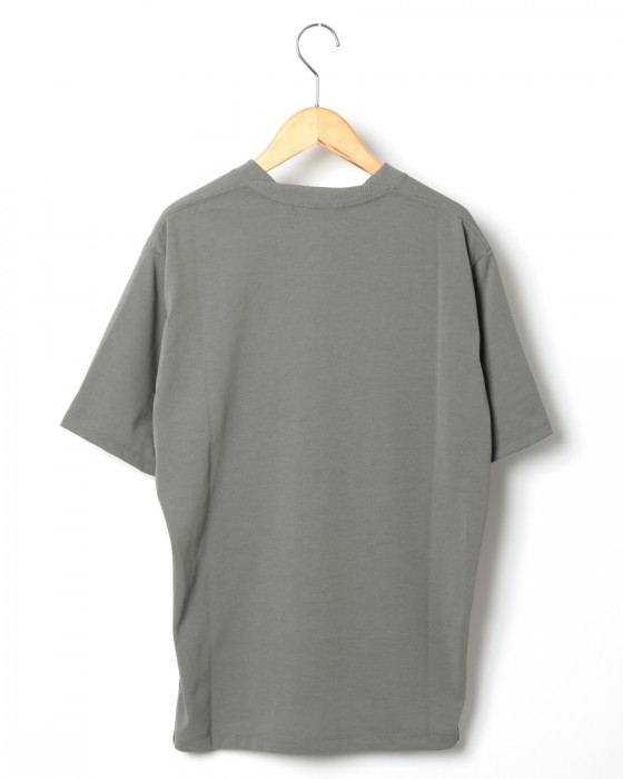 HAND ROOMコットンライクドライTeeシャツ【C/N Short Sleeve T-Shirt】01l
