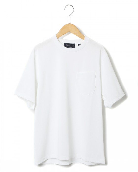 HAND ROOMコットンライクドライTeeシャツ【C/N Short Sleeve T-Shirt】c0