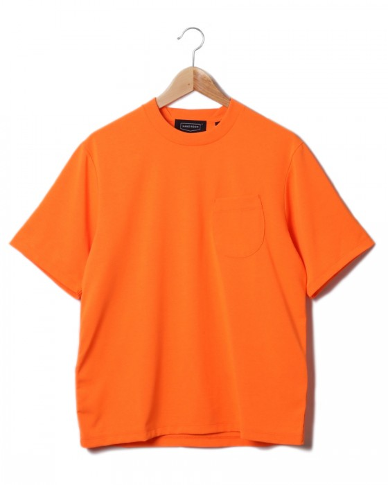 HAND ROOMコットンライクドライTeeシャツ【C/N Short Sleeve T-Shirt】c2