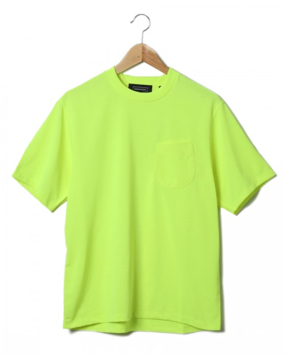 HAND ROOMコットンライクドライTeeシャツ【C/N Short Sleeve T-Shirt】c3