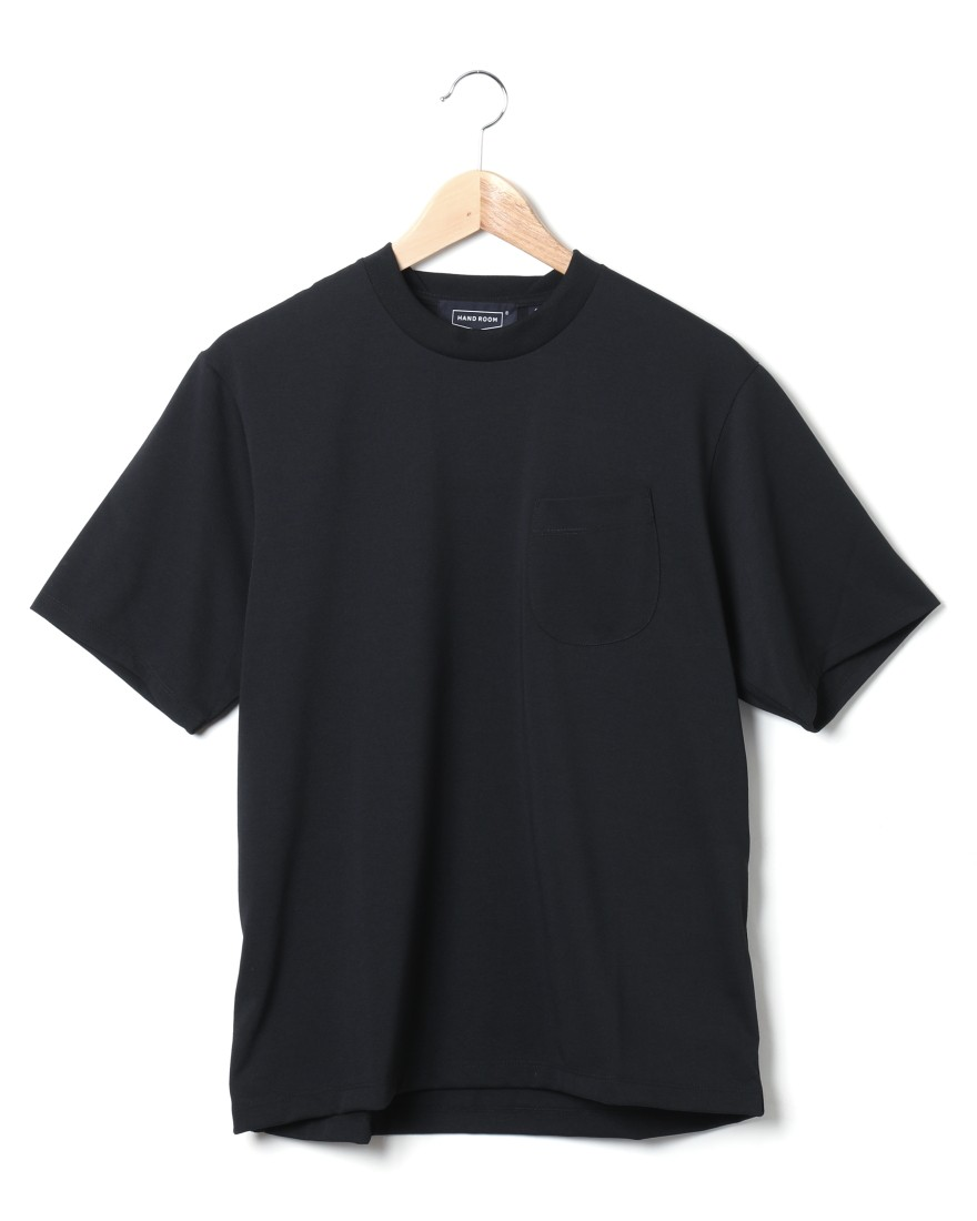 HAND ROOMコットンライクドライTeeシャツ【C/N Short Sleeve T-Shirt】c1