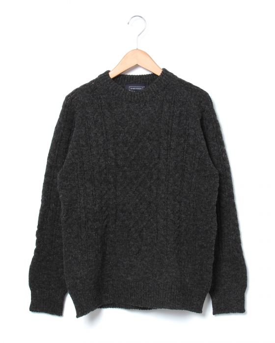Hand Room Fisherman Sweater 8074-1302