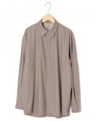 AURALEE(オーラリー)ウールフランネルシャツ