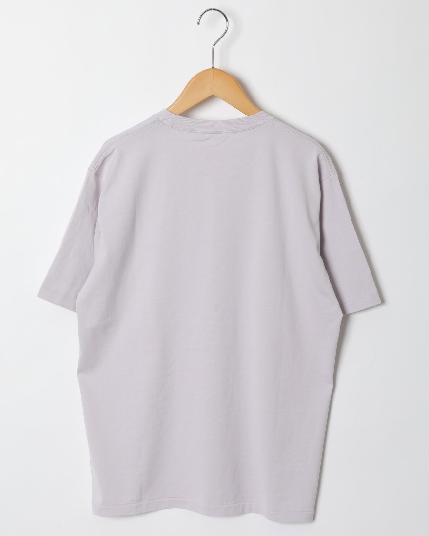 AURALEEラスタープレーティング・クルーネックTee【LUSTER PLAITING S/S TEE】02l