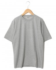 AURALEEラスタープレーティング・クルーネックTee【LUSTER PLAITING S/S TEE】mb_c1