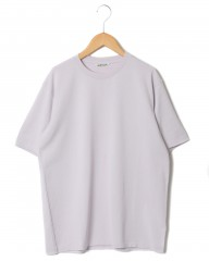 AURALEEラスタープレーティング・クルーネックTee【LUSTER PLAITING S/S TEE】mb_c2