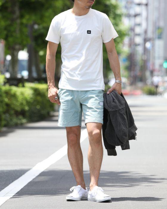 BANKS(バンクス) コーデュロイウォークショーツ【BIG BEAR CORDUROY SHORT】