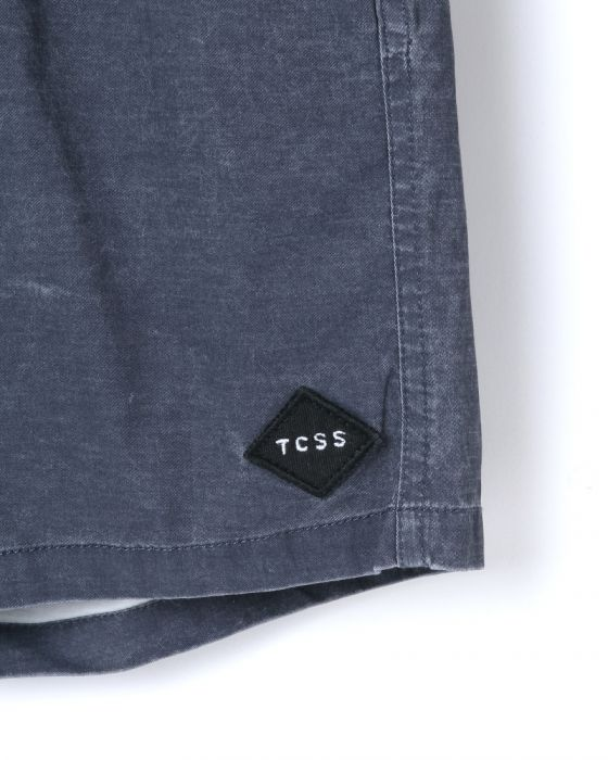 The Critical Slide Society/TCSSバイカラーボードショーツ  【17inch PLAIN JANE F/W TRUNK】01l