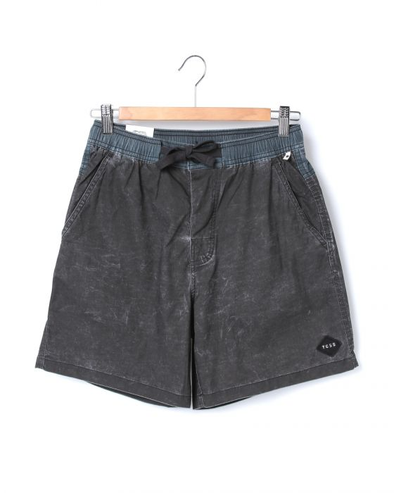 The Critical Slide Society/TCSSバイカラーボードショーツ  【17inch PLAIN JANE F/W TRUNK】c2