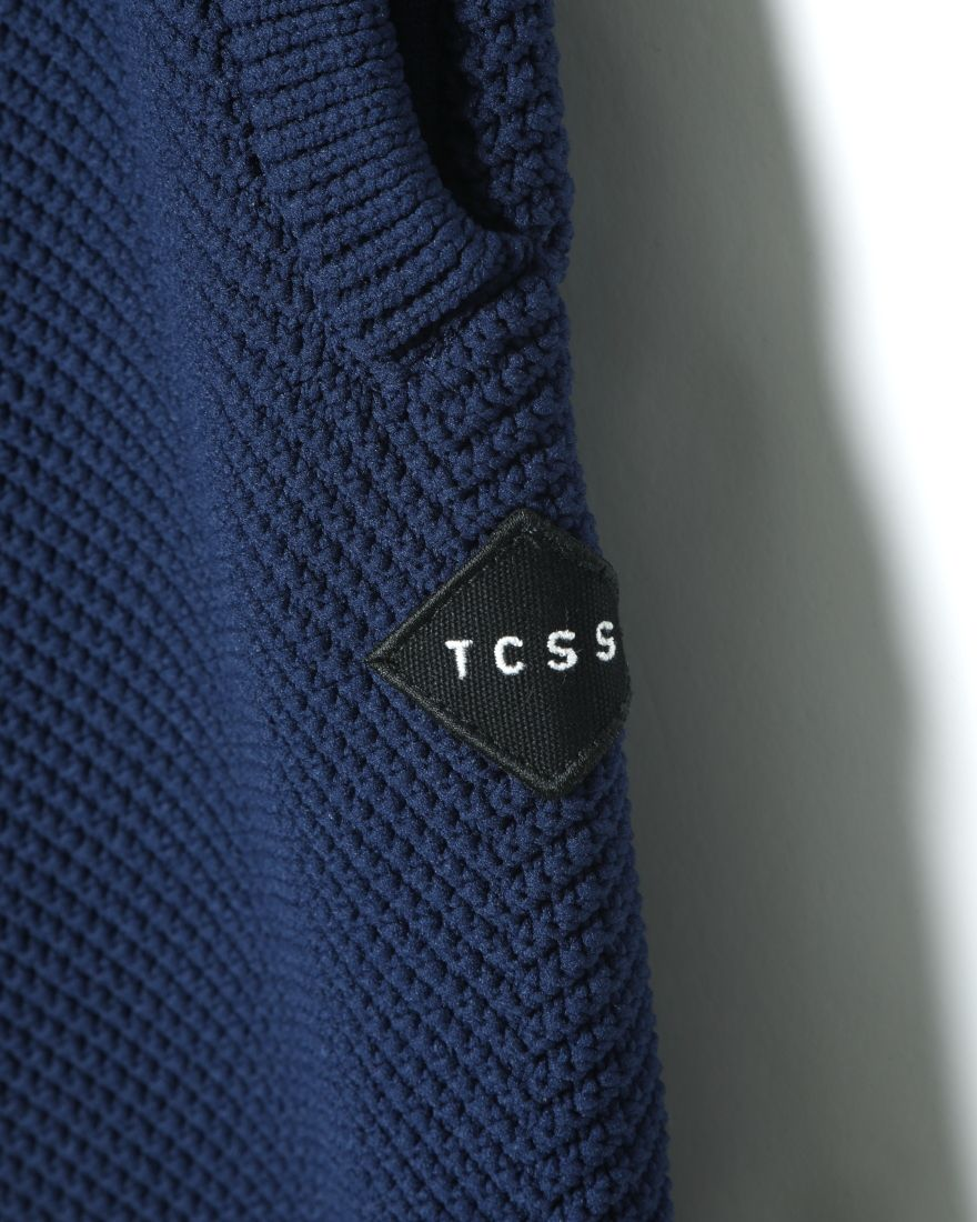 The Critical Slide Society/TCSSイージーニット裾リブパンツ【EAZZY KNIT3.0 PANTS】04l
