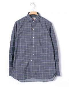 <東京ライフ> ワイドスプレッドカラーシャツ【Bayswater】画像