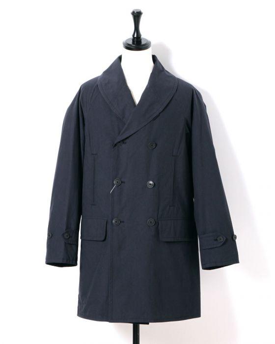 Comoli Mackinaw Coat I01-04004