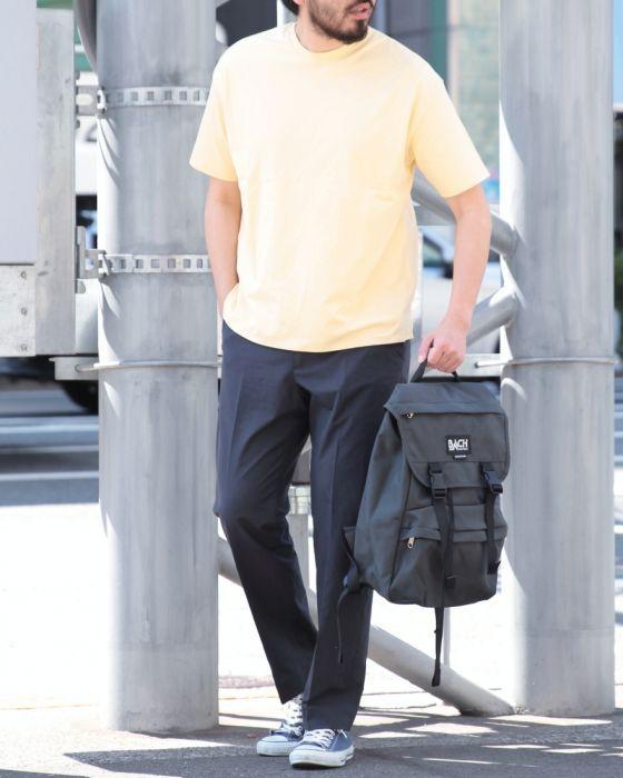 AURALEE(オーラリー) ハイゲージダブルクロスTee【HIGH GAUGE DOUBLE CLOTH TEE】