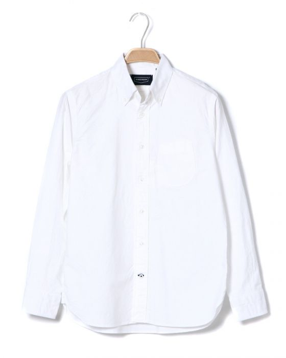 Hand Room B.D. Shirt 8061-1101: White