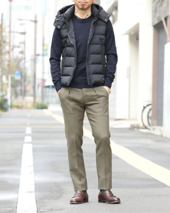 TATRAS(タトラス) ワッシャーナイロンダウンベスト【CURONE】