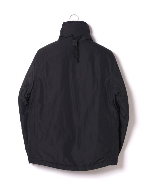 STONE ISLANDマイクロレップス  プリマロフト フーデッドブルゾン【MICRO REPS WITH PRIMALOFT® INSULATION TECHNOLOGY】01l