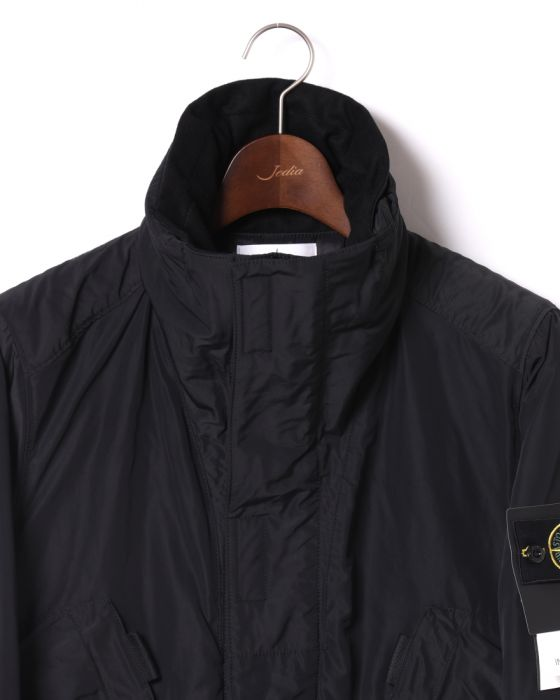 STONE ISLANDマイクロレップス  プリマロフト フーデッドブルゾン【MICRO REPS WITH PRIMALOFT® INSULATION TECHNOLOGY】02l