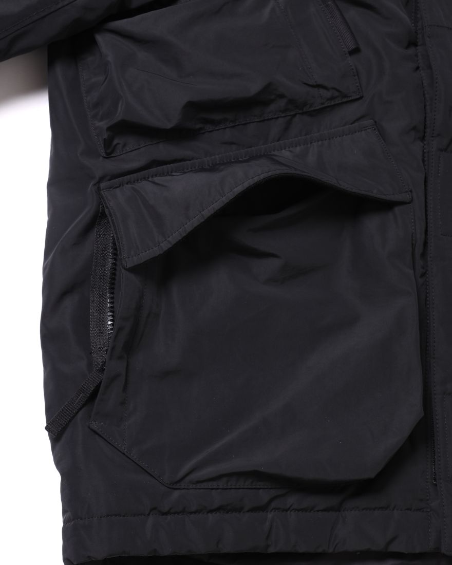 STONE ISLANDマイクロレップス  プリマロフト フーデッドブルゾン【MICRO REPS WITH PRIMALOFT® INSULATION TECHNOLOGY】19l
