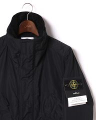 STONE ISLANDマイクロレップス  プリマロフト フーデッドブルゾン【MICRO REPS WITH PRIMALOFT® INSULATION TECHNOLOGY】mb_04l