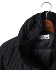 STONE ISLANDマイクロレップス  プリマロフト フーデッドブルゾン【MICRO REPS WITH PRIMALOFT® INSULATION TECHNOLOGY】mb_09l