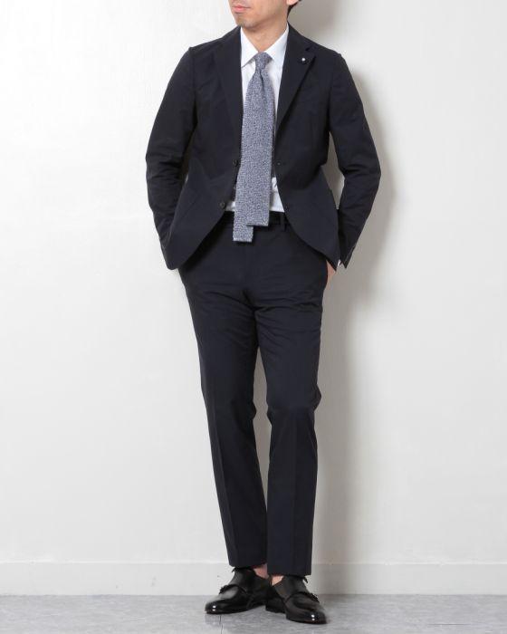 LARDINI(ラルディーニ) メッシュパッカブル シングル3Bスーツ