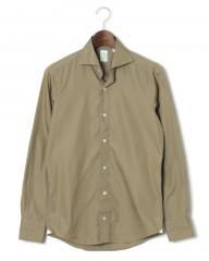 Finamore(フィナモレ)カッタウェイカラー ロイヤルオックスシャツ