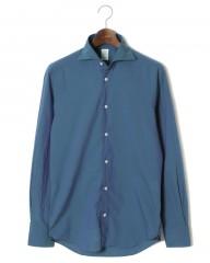 Finamore(フィナモレ)ソラーロ ライトウェイトコットンシャツ