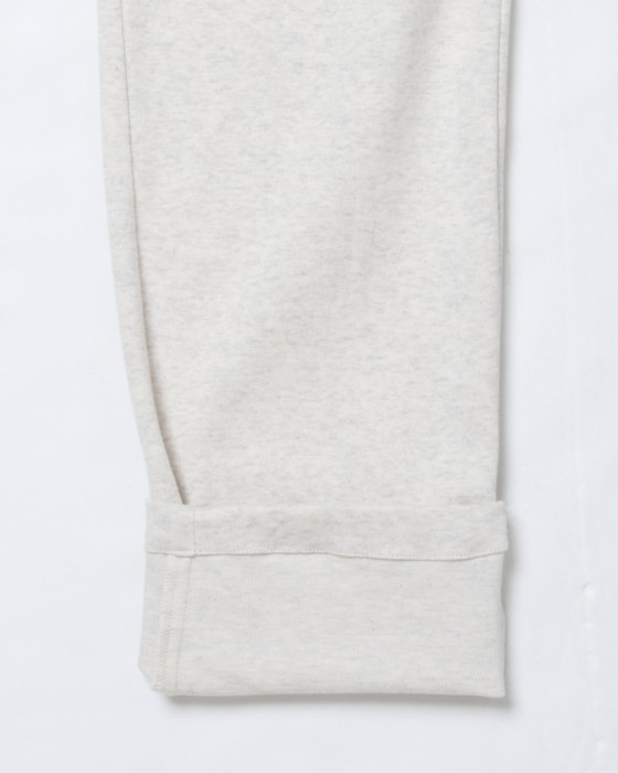 SOLIDOサイロ杢ポンチ D-Trousers【Siro Top Stetch】12l