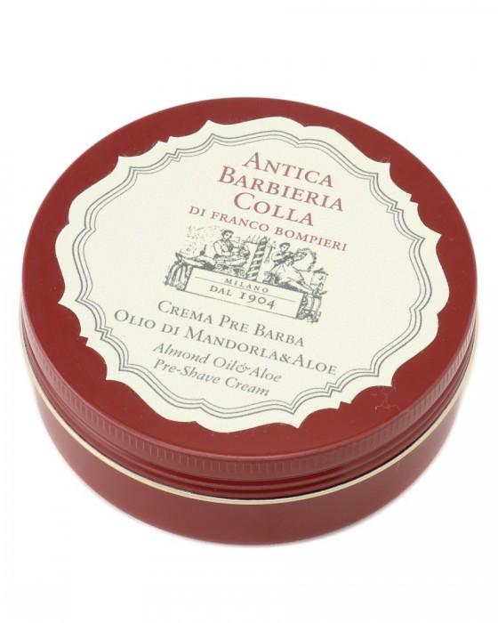 ANTICA BARBIERIA COLLA(アンティカ バルビエリア コッラ) ABC AD&AEプレシェーブクリーム 100ml 【Almond Oil & Aloe Pre-Shave Cream】