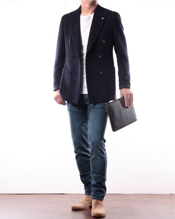 人気ファッションメンズ|FERRANTE(フェランテ) サイドゴアブーツ CAMEL【FERRANTE ART JUST】