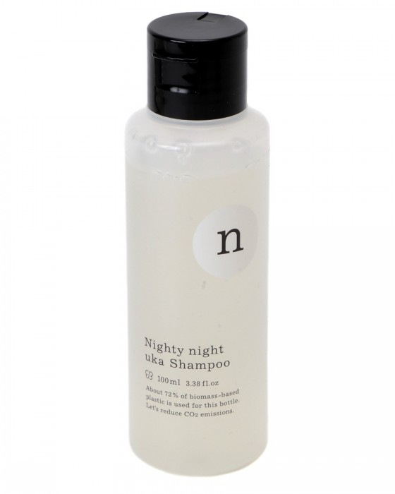 uka(ウカ) シャンプー【uka Shampoo Nighty night Skinny Bottle(100ml)】