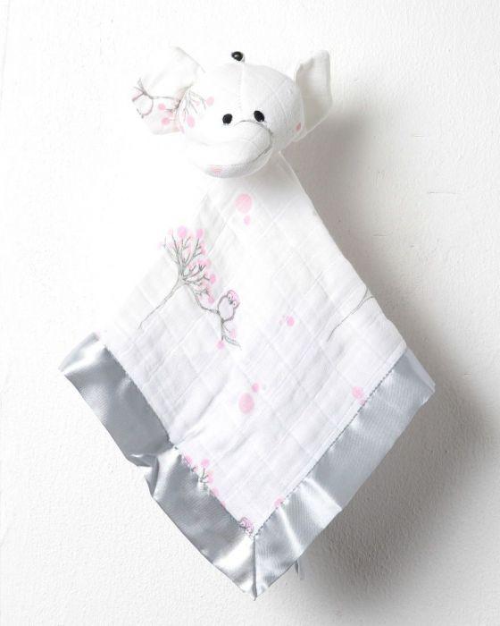 aden&anais(エイデンアンドアネイ) トイブランケット elephant for the birds