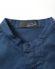 gwmaverickバンドカラーシャツ 【BAND COLLAR SHIRTS-GSM54000】mb_03l