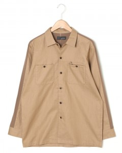 ワークシャツ 【WORK TYPE SHIRTS-GSM54001】