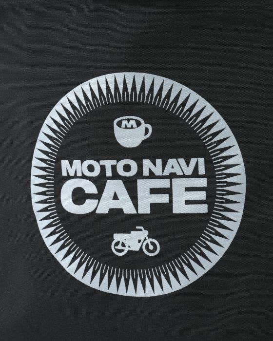 MOTO NAVIMOTO NAVI CAFE エコバッグ 【MOTO NAVI CAFE 2WAY Canvas bag】06l