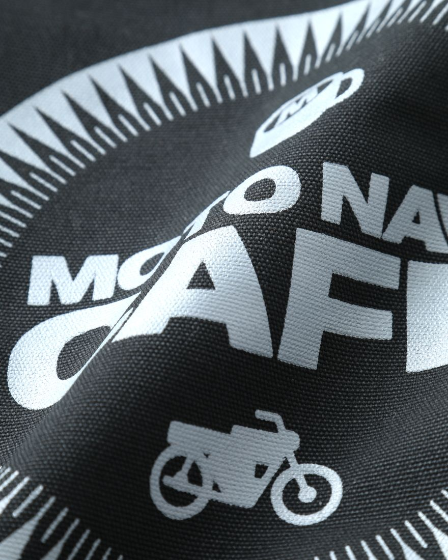 MOTO NAVIMOTO NAVI CAFE エコバッグ 【MOTO NAVI CAFE 2WAY Canvas bag】09l
