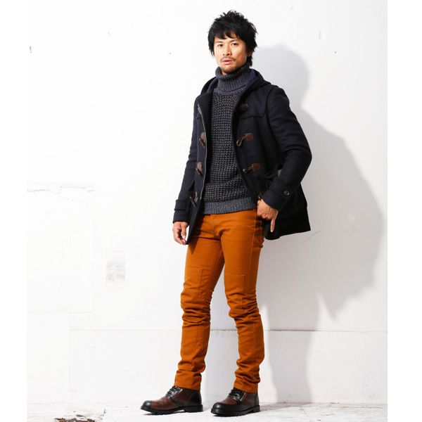 SHINICHIRO ARAKAWASAILCLOTH RIDE PANTS02l