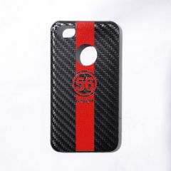 carbon iphone case(for iphone4 4S)