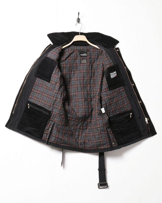 Bibury Court Country Sports Riding Jacket 13-TK-51: Black