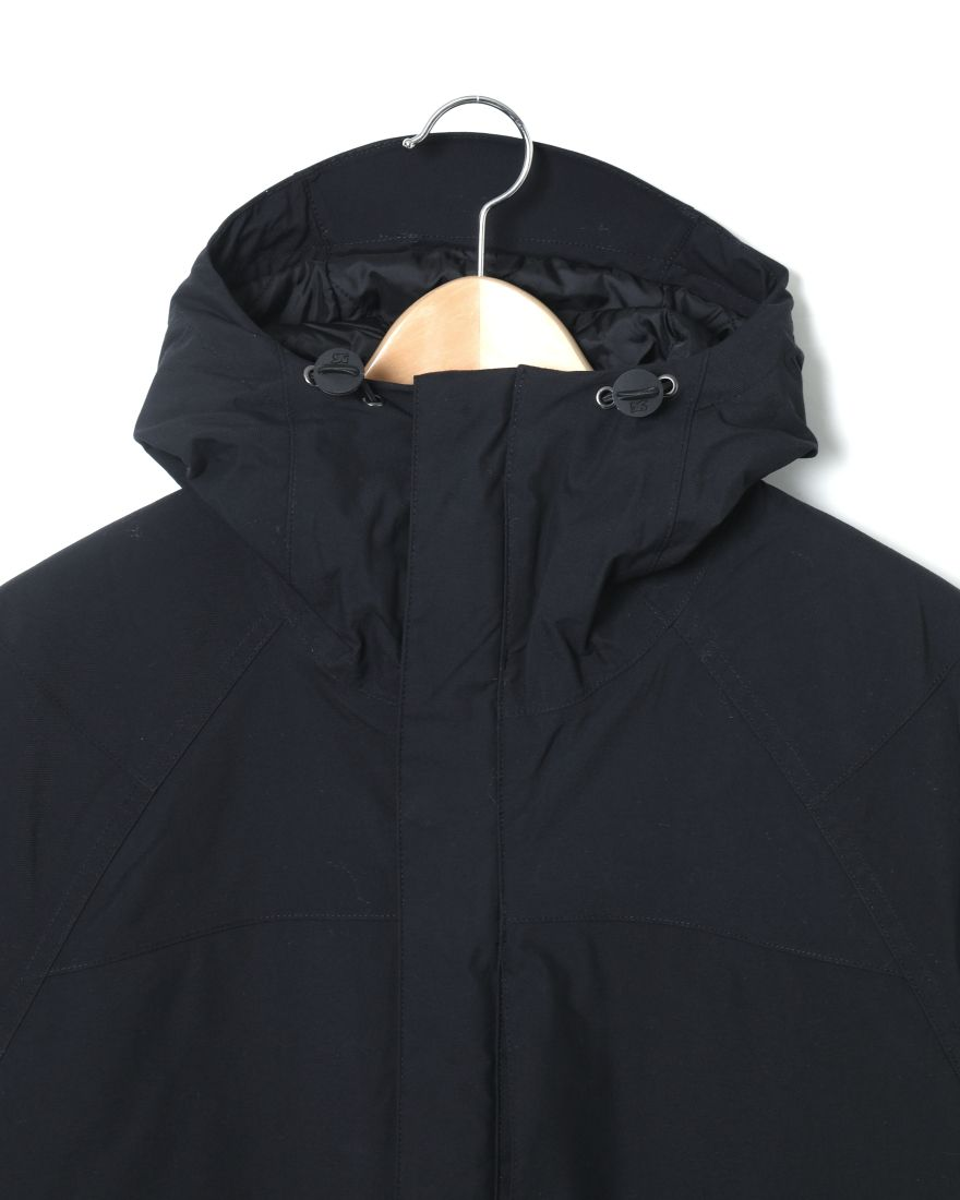 CHROME2レイヤー中綿パーカー【STORM INSULATED PARKA】02l